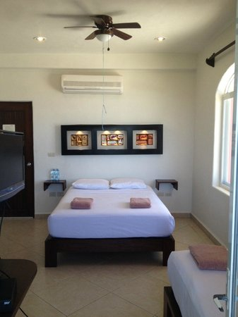 Ko'ox El Hotelito Beach Hotel : CUARTO # 2