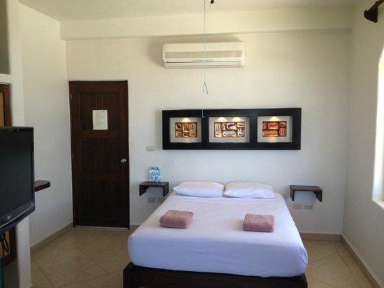 Ko'ox El Hotelito Beach Hotel: HABITACIÓN # 2