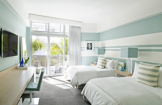Sense Beach House: Double beds