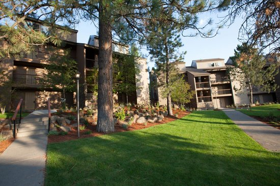 WorldMark Bend - Seventh Mountain Resort: Exterior