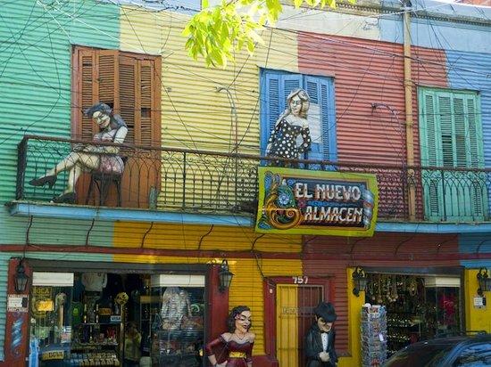 Cultura Cercana Tours: LaBoca