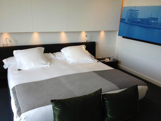Sixtytwo Hotel: camera executive