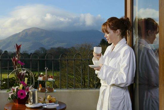 The Brehon: View across Killarney National Park