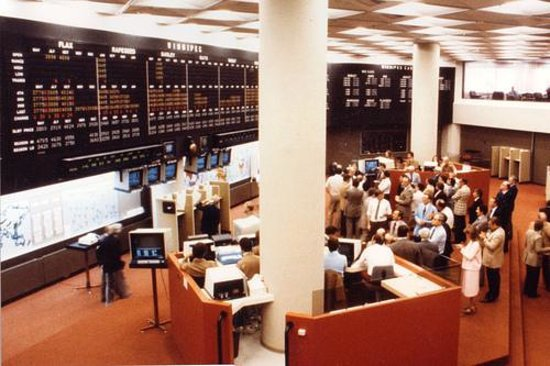 Commodity Exchange Photo