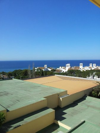 Don Carlos Leisure Resort & Spa: View from 4th Floor - sea view