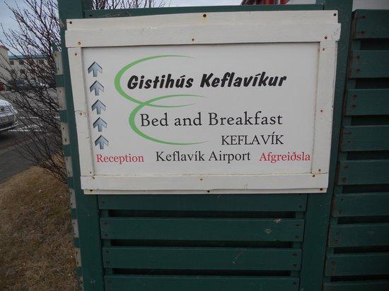 Bed & Breakfast Hotel, Keflavik Airport: B&B, Keflavik