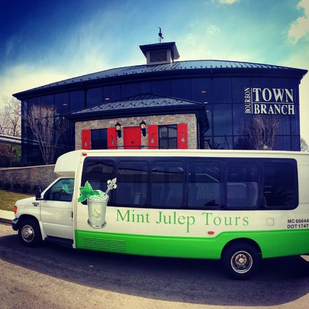Mint Julep Tours at Town Branch