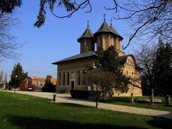 Princely Court: The Princely Church from Targoviste