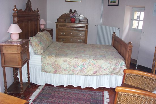 Val d'aleth: The Pink Room / Chambre Rose