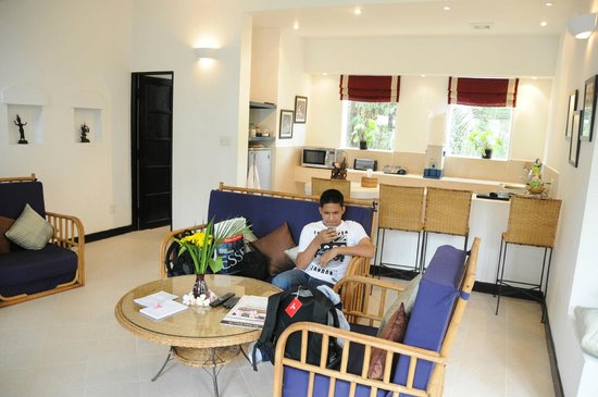 Community Residence Siem Reap: Ground floor room