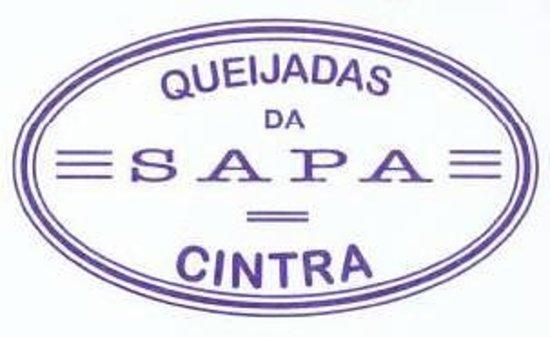 Fabrica das Verdadeiras Queijadas da Sapa: Sapa's logo