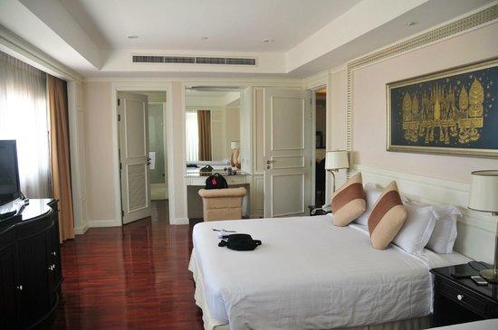 Centre Point Hotel Silom: Bedroom