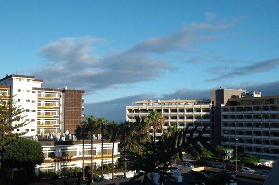 Hotasa Puerto Resort Canarife Palace: Widok z hotelu