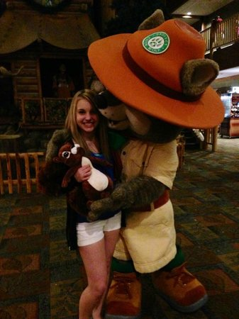 Great Wolf Lodge: Character Meet and Greet