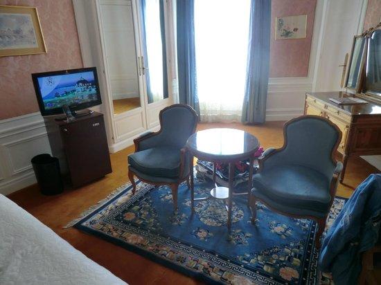 Hotel Negresco: Standard-Zimmer