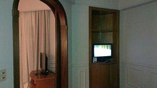 Gran Estanplaza Berrini: Bedroom