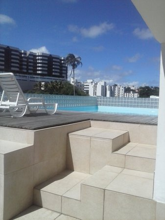 Bahia Park Hotel : Cobertura - Piscina