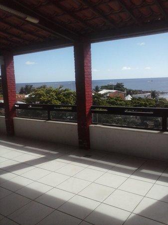 Bahia Park Hotel : Vista cobertura