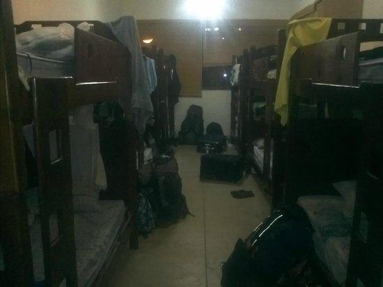 Hostel Rio Playa: habitacion compartida 14 px