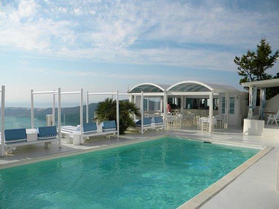Andromeda Villas: Pool and solarium