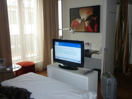 ecran d 39 accueil photo de falkensteiner hotel bratislava bratislava tripadvisor. Black Bedroom Furniture Sets. Home Design Ideas