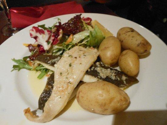 The Loch Ness Inn: Fisch