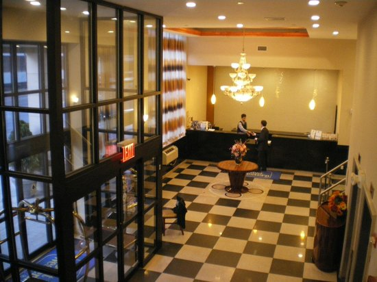 BEST WESTERN Plaza Hotel: hall