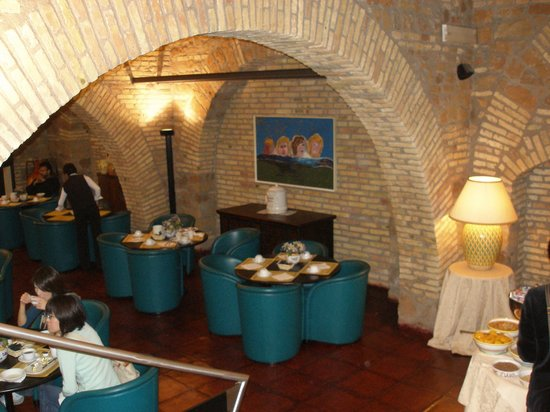 Hotel Laurentia: Sala colazioni