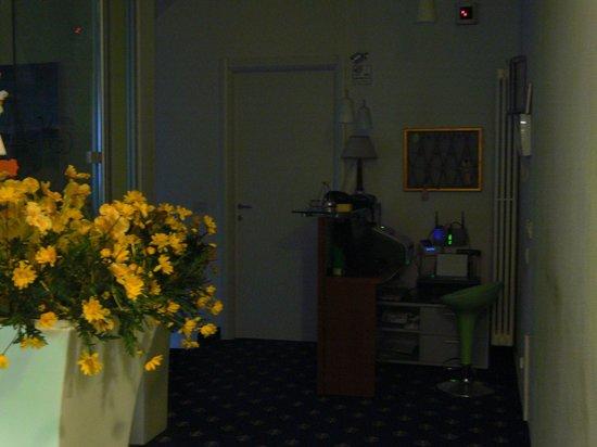 My Hotel Milano: reception