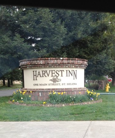 Harvest Inn by Charlie Palmer: Relaxing Getaway