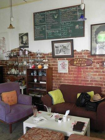 Pirrera Cafe