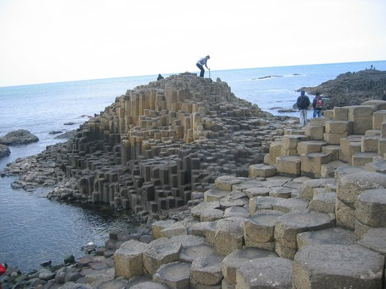 Walking and Talking in Donegal: The Giant's Causeway