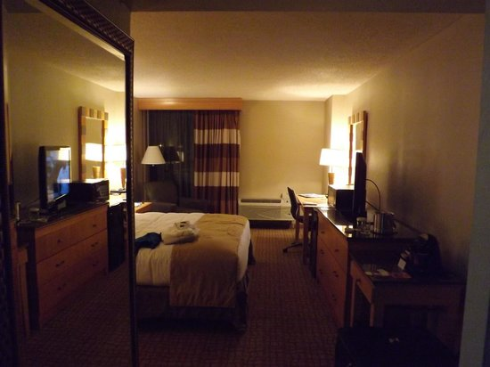 DoubleTree by Hilton Hotel Virginia Beach: Room 337