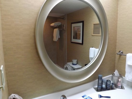 DoubleTree by Hilton Hotel Virginia Beach: 337 Bathroom