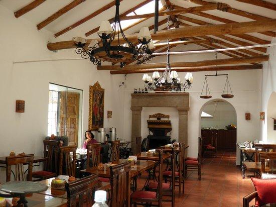 Hotel Rumi Punku: Breakfast Dining area