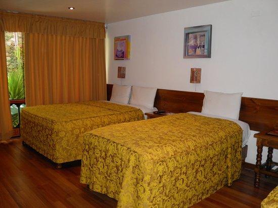 Hotel Rumi Punku: Triple Room