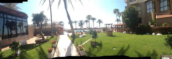 Sol Tenerife: Lovely view & location!