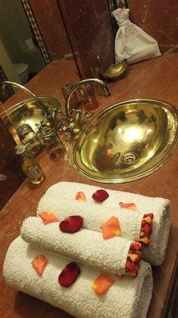 Riad Samsara: Bathroom