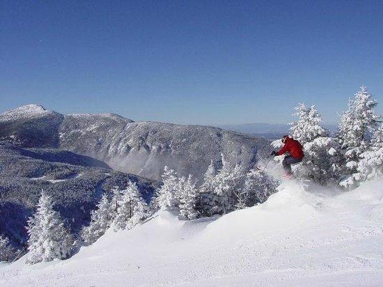 Smugglers' Notch Resort: Ski & snowboard terrain at Smugglers'