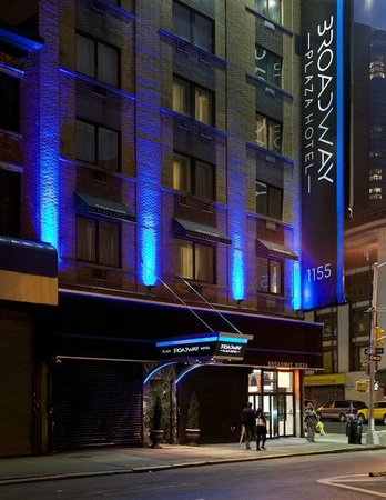 Photo of Broadway Plaza Hotel New York City