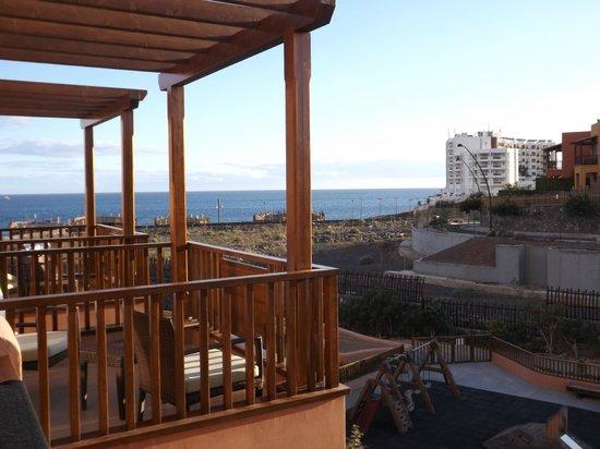 Sandos San Blas Nature Resort & Golf: View from our balcony