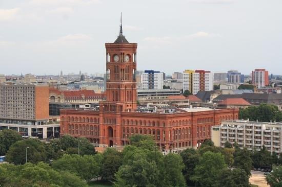 Berlin Picture Of Schoneberg Rathaus Berlin Tripadvisor