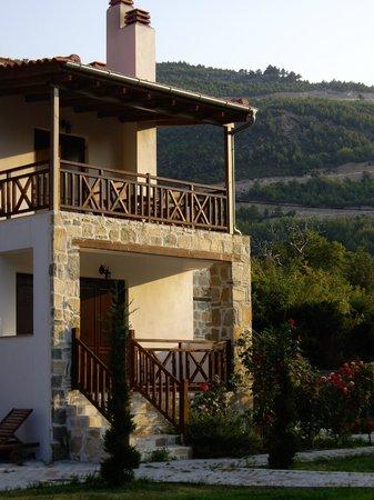 Menir Luxury Apartments: Outside view