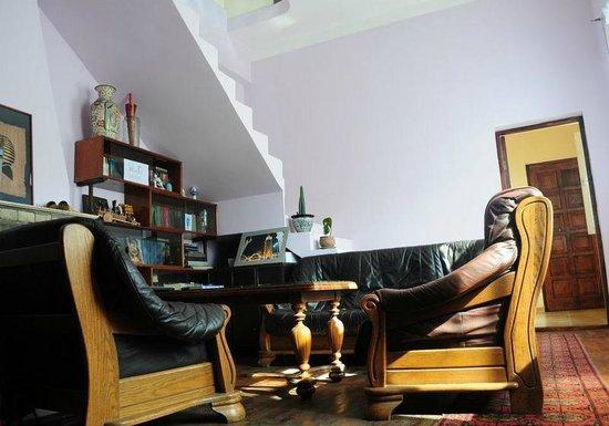Batumi Hostel: lobby