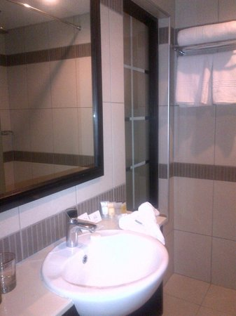 Mount Meru Hotel: bathroom