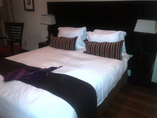 Mount Meru Hotel: room