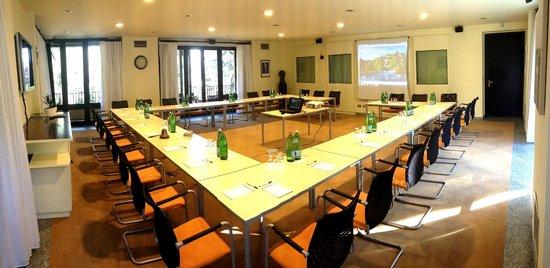 Villa La Collina: Konferenzraum der Accademia Konrad Adenauer