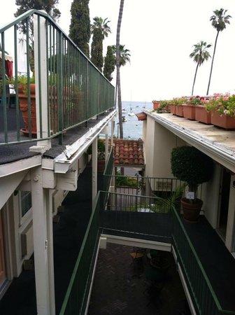 Portofino Hotel: View from Hotel Villa Portofino