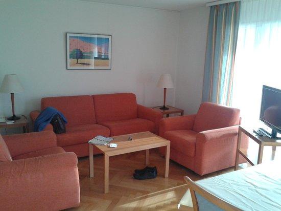 Hotel & Spa Bristol: Wohnzimmer