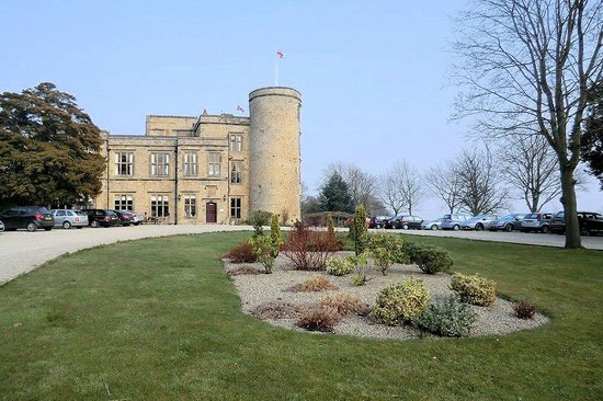 Best Western Walworth Castle Hotel: The castle